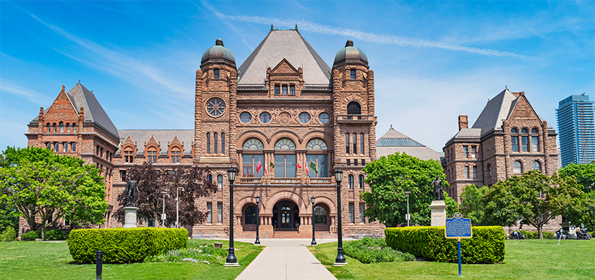 Current workplace issues under review in Ontario