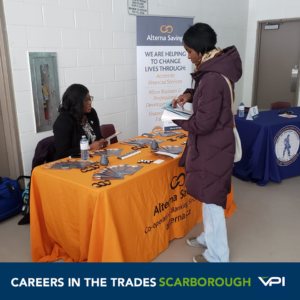 Organizations like Alterna and LiUNA 183 in Scarborough share information about local resources.
