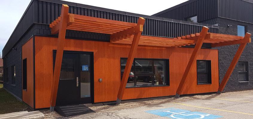 New permanent Kincardine Office