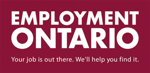 """Employment Ontario """"Your job is out there. We'll help you find it."""""""