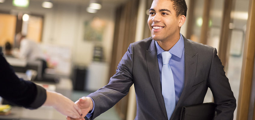 What to expect during your first job search