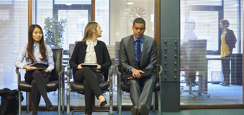 interview candidates