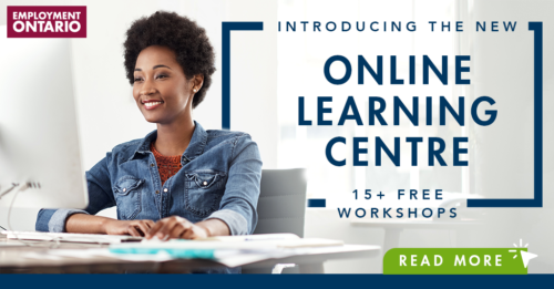 Learning centre intro
