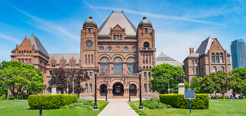 Ontario minimum wage updates