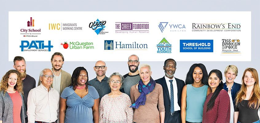 Community Connections Fair in Hamilton (October 2017)