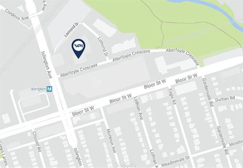 VPI Etobicoke, 56 Aberfoyle Crescent, Suite 600, Etobicoke, ON M8X 2W4