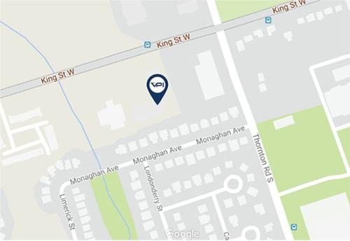 VPI Oshawa, 843 King Street West, Unit 9, Oshawa, ON L1J 2L4