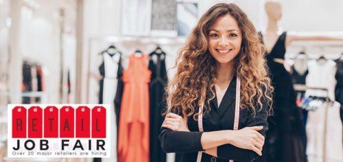 Fall retail job fair