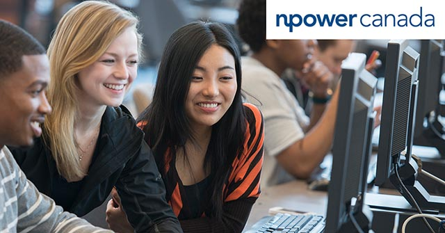 NPOWER: Free Tech Training for Youth | Toronto | 12:30 pm