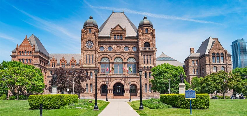Ontario Workplace legislation