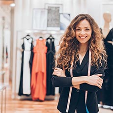 Retail sales job icon