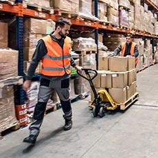 Warehouse job icon