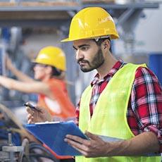 Construction job icon