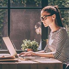 Copywriter job icon