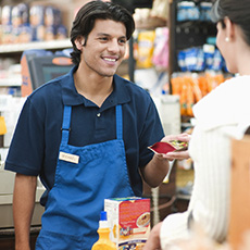 Cashier job icon