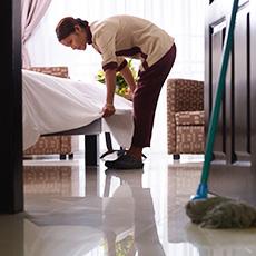 Housekeeping job icon