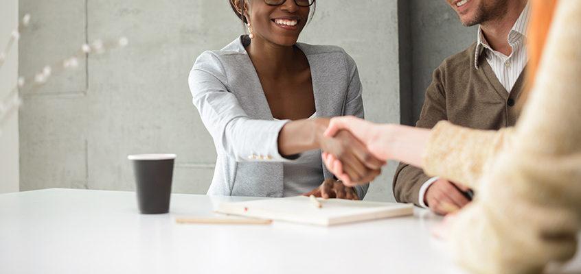 Help finding work for international skills