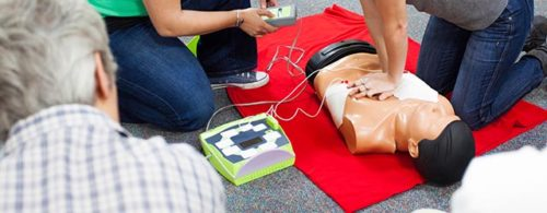 First Aid & CPR Certification | $40 | Ajax | 10 am